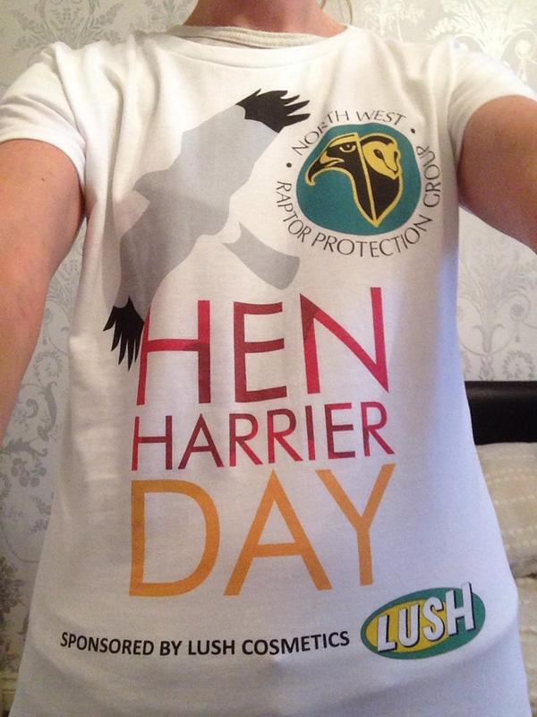 JESSICA HEN HARRIER T-SHIRT